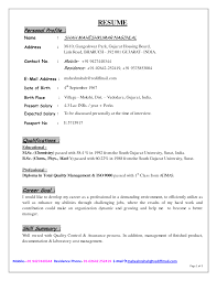 Nanny Resume Sample Templates by Impressive Premade Resume Template Free In Resume Template Doc