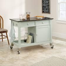 original cottage mobile kitchen island 414385 sauder