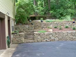 Retaining Wall Design  Installation Grandview Landscape Design - Landscape wall design