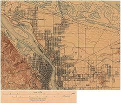 Newport Oregon Map by Maps