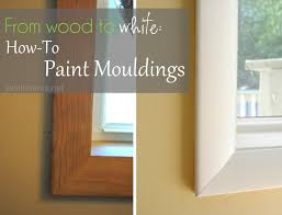 top 25 best painting wood trim ideas on pinterest painting trim