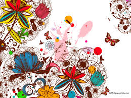 Designs by Floral Background Designs Hd Qualityhd Wallpapers Only Clip Art