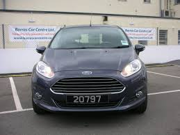 2015 ford fiesta 1 2 zetec 5dr hatchback manual ref u01028 20797