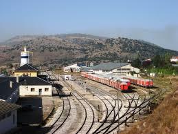 Soria railway station