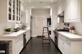 white country galley kitchen with design inspiration 45807 kaajmaaja