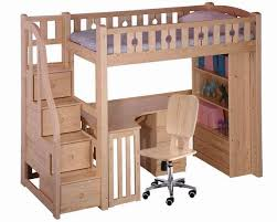 Wood Bunk Beds Plans by Desk Bunk Bed Combo Loft Bunk Bed Desk Shanghai Fine V
