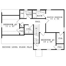 Hgtv Smart Home 2013 Floor Plan Colonial Style Floor Plans Colonial Style House Plan 4 Beds 4 00