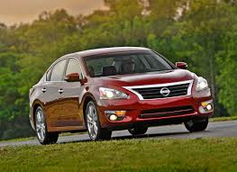 nissan altima for sale cheap 2013 nissan altima safety review and crash test ratings the car