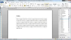 Windows  Word       Modify the Heading   style for chapter titles     YouTube Windows  Word       Modify the Heading   style for chapter titles