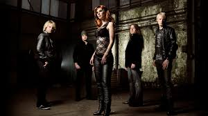 charlotte home theater charlotte wessels delain artist backdrops home theater with