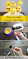 Cake Pops Halloween Ideas by Best 25 Emoji Cake Pops Ideas On Pinterest Go Emoji Go Emoji