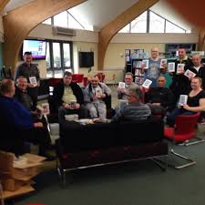 world book night books inspire rotherham mental health group