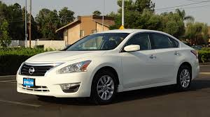 nissan altima 2015 cc used 2015 nissan altima 2 5 s white for sale in fresno ca stock