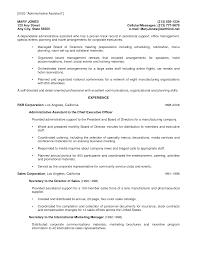 Admin Skills Cv Administrative Assistant CV Template CV Templat       admin resume