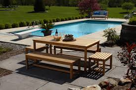Discount Teak Furniture How To Choose The Best Material For Outdoor Furniture