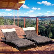 Florida Furniture And Patio by Atlantic Contemporary Lifestyle Florida Deluxe Brown All Weather