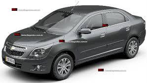Chevrolet lançará versão Graphite para o Cobalt | Autos Segredos