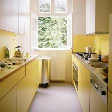 two wall kitchen design modern two wall kitchen two gallery ideas