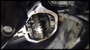 2007 dodge durango front differential fluid change youtube