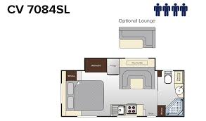 Caravan Floor Plan Layouts Topaz Caravan Floorplans
