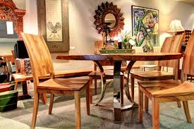 Dining Room Tables Seattle Nice Plank Dining Table And Chairs
