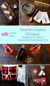 heartfelt hostess gift ideas suggestions for pairing handmade