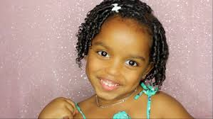 haircuts for curly hair kids finger coils curly hair tutorial for kids yoshidoll youtube