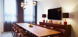 Dining Room Play Meeting Rooms At Hoxton Holborn The Hoxton Holborn High Holborn