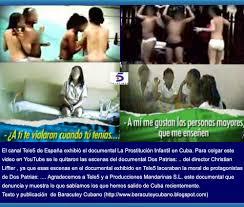 Prostitucion Infantil En Cuba