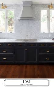 Dark Grey Cabinets Kitchen Windows Flanking Range Hood Sconces Over Window Gray Kitchen