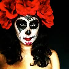 dead makeup halloween day of the dead makeup tutorial youtube