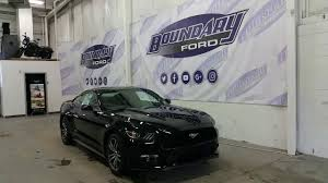 2017 ford mustang coupe fastback w 2 3l ecoboost auto review