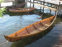replica faering skin boats pinterest boating vikings and