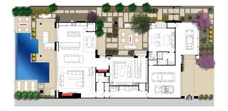projects design house plans with outdoor courtyard 11 plan with
