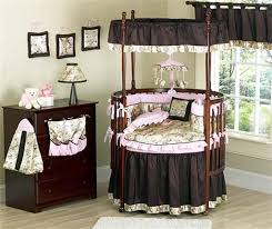 abbey rose round crib bedding buy round crib bedding product on