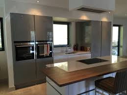 Handleless Kitchen Cabinets German Handle Less Kitchen In Sheffield Concept Interiors