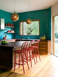 Teal Livingroom by Unexpected Color Palettes Hgtv