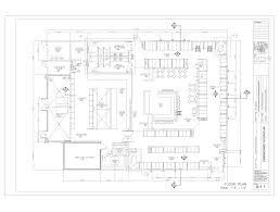 cad floor plans bar and restaurant floor plan affordable amazing how to plan a
