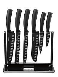 amazon com cuisinart c77ns 7p 7 piece nonstick cutlery knife set