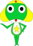 รูปวาด เคโรโระ จาก adobe flash player cs3 - Dek-D.com > การ์ตูน ...