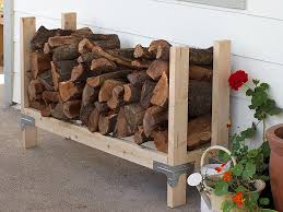 Rolling Wood Storage Rack Plans by Ana White Firewood Rack Featuring Diy Done Right Diy Projects