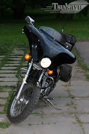 honda vt 600 anyone have a batwing on a vlx honda shadow forums shadow