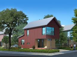 creative designs narrow lot modern infill house plans 5 for lots