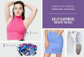 Saved Bell Halloween Costumes Minute Halloween Costumes American Apparel