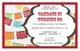 mexican party invitations u2013 gangcraft net