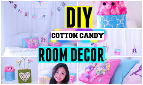 Decorate Your Home For Cheap by Diy Spring Cotton Candy Room Decor Ideas For Teens Cute Easy