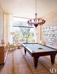 Pool Table In Dining Room by 14 Beautiful Billiard Rooms Where You Can Play In Style Photos