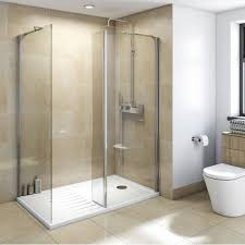 Shower Bath 1600 V8 Walk In Shower Enclosure Pack 1400 X 900 Victoria Plumb
