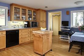 kitchen ideas with oak trends also new color light wood cabinets
