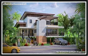 Eco Home Designs by Philippine Flood Proof Elevated House Design Pic2 Eco Cool House